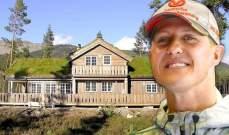كورينا شوماخر تبيع بيت العطلة الخاص بالعائلة