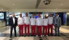 بعثة الدراجات الهوائية الى سلطنة عمان للمشاركة في البطولة العربية