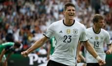 الماكينات الالمانية تظهر بحلّة البطل بعد الفوز امام ايرلندا الشمالية