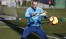 تدريبات برشلونة تشهد مشاركة سيليسن