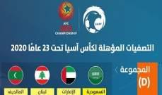 بداية قوية للاولمبي السعودي في تصفيات كأس آسيا تحت 23 سنة