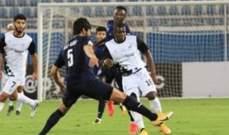 الدوري المصري: بيراميدز يكتفي بالتعادل امام وادي دجلة
