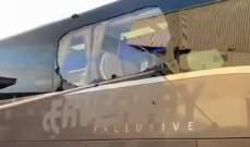 جماهير ليفربول تهاجم حافلة ريال مدريد