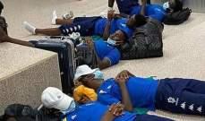 الإتحاد الغابوني يتّهم غامبيا بإحتجاز لاعبي المنتخب في المطار