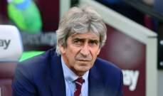 بيلغريني : اتوقع مباراة صعبة امام توتنهام في كأس الرابطة