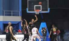 أفضل اللاعبين اللبنانيين والأجانب مع أفضل مدرب في الجولة السابعة عشر من دوري كرة السلة