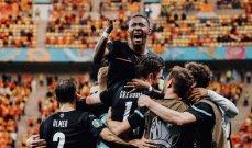 يورو 2020: النمسا تتخطى مقدونيا الشمالية بثلاثية