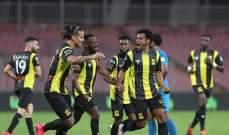 الدوري السعودي: فوز قاتل للاتحاد على الإتفاق في مباراة الدقائق الأخيرة