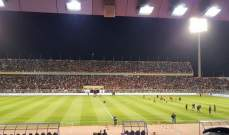 الاهلي المصري يفوز على منتخب نجوم السعودية