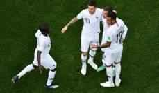 ابرز احصاءات مباراة فرنسا امام الاوروغواي