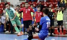 تصفيات كأس آسيا لكرة الصالات : العراق يهزم فلسطين