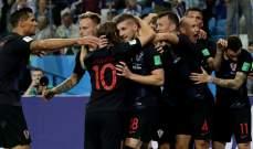كيف كان اداء كرواتيا امام الارجنتين؟