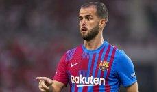 اجتماع بين برشلونة ويوفنتوس لحسم صفقة بيانيتش