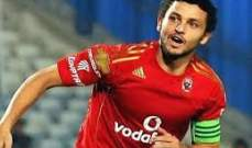 غالي : نطمح لتحقيق الافضل في الدوري المصري