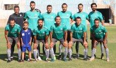 ترتيب الدوري اللبناني بعد نهاية مباريات الاحد