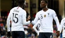 فرنسا تفقد بوغبا في تصفيات يورو 2020