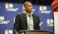 رئيس عمليات كرة السلة في تورنتو رابترز متهم بالاعتداء على شرطي