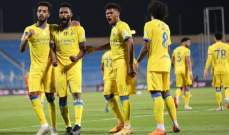 النصر يتجاوز ظروف كورونا ويحقق اولى انتصاراته في الدوري السعودي
