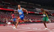 أولمبياد طوكيو 2020: الايطالي مارسيل يحصد ميدالية ذهبية ويحقق رقما قياسيا