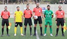 خاص- الكشف عن الكلمة التي تسببت بحالة الطرد الاولى في الدوري اللبناني لهذا الموسم