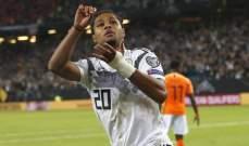 غنابري : المنتخب الالماني لعب بطريقة لم يرغبها
