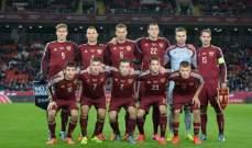 الفيفا يضع روسيا على رأس المجموعة الأولى بكأس القارات 2017
