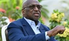 العاجي أنوما ينسحب لمصلحة الجنوب افريقي موتسيبي