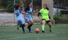 دوري الناشئات بكرة القدم: نجوم الرياضة والجنوب لمواصلة انتصاراتهما