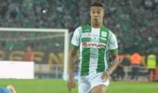 ثنائية احداد تقود الرجاء الى فوز مهم في الدوري المغربي