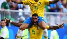 موجز المساء: البرازيل تتخطى عقبة المكسيك بنجاح، صلاح يجدّد مع ليفربول وفوضى في تصفيات مونديال كرة السلة