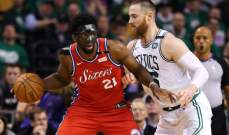 NBA PLAYOFFS: بوسطن يتقدم مع افتتاح سلسلة نصف نهائي المجموعة الشرقية