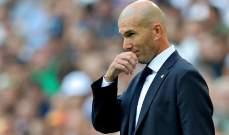 ريال مدريد لن يتخلى عن اي من لاعبيه