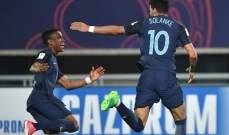 كأس العالم للشباب: انكلترا الى نصف النهائي على حساب المكسيك