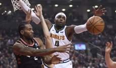 NBA: دنفر يلحق الهزيمة بمتصدر المجموعة الشرقية والفوز الخامس لكليفلاند