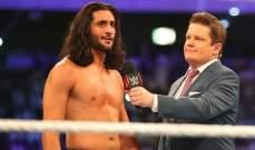 """الشهيل سعيد بانتصاره التاريخي في """"WWE"""""""