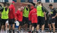 الاتحاد السويسري : اصابة تشاكا بسيطة وسيكون جاهزا للمونديال