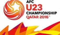 كأس آسيا تحت 23 سنة: كوريا الجنوبية الى النصف نهائي