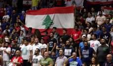 سعد الحريري للاعبي السلة: أنتم خير ممثل للبنان