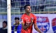 البوليفي ألفاريز يعزز هجوم الحزم السعودي لمدة موسمين