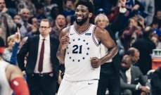 NBA: فيلادلفيا يعادل السلسلة مع تورنتو والحسم في المباراة السابعة