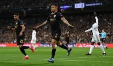 دي بروين ينتشل السيتي من جحيم السانتياغو برنابيو ويهديه الفوز امام ريال مدريد