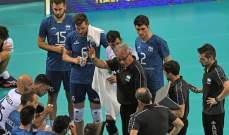 بطولة العالم للكرة الطائرة : انتصارات سهلة لكل من روسيا والارجنتين وفرنسا