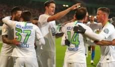البوكال: فولفسبورغ يحسم تأهله امام هانوفر وتأهل باديربورن ودوسلدورف