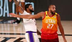 NBA: الليكرز مستمر في الصدارة غربياً