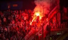 معاقبة الاتحاد البولندي بسبب هتافات الجمهور