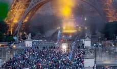 الشرطة الفرنسية تعتقل 40 مشجعاً باحداث شغب نهائي اليورو