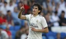 فاييخو: ارغب الاستمرار في ريال مدريد
