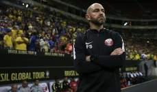 مدرب قطر: نجحنا في التحكم في إيقاع المباراة منذ البداية وحتى صافرة النهاية