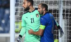 التعادل فرض نفسه بين سيلسن ودوناروما اثناء مواجهة ايطاليا وهولندا