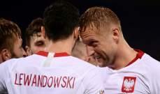 ليفاندوفيسكي سيلعب مباراته المئة امام البرتغال في دوري الأمم الأوروبية